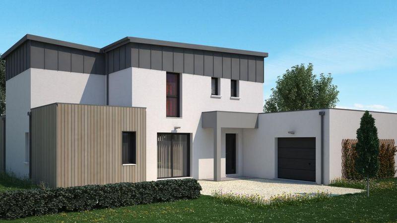 LE PAVILLON FRANCAIS Maison à toit plat Maisons individuelles Maisons individuelles  |