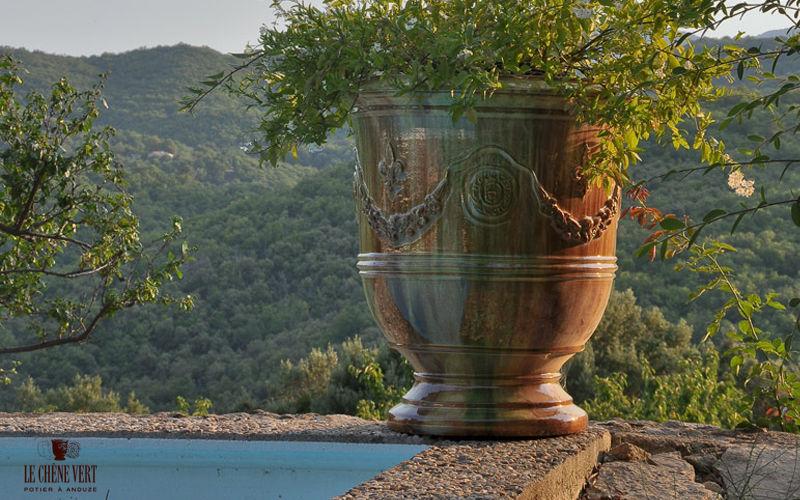 Le Chêne Vert Vase d'Anduze Pots de jardin Jardin Bacs Pots Jardin-Piscine | Charme
