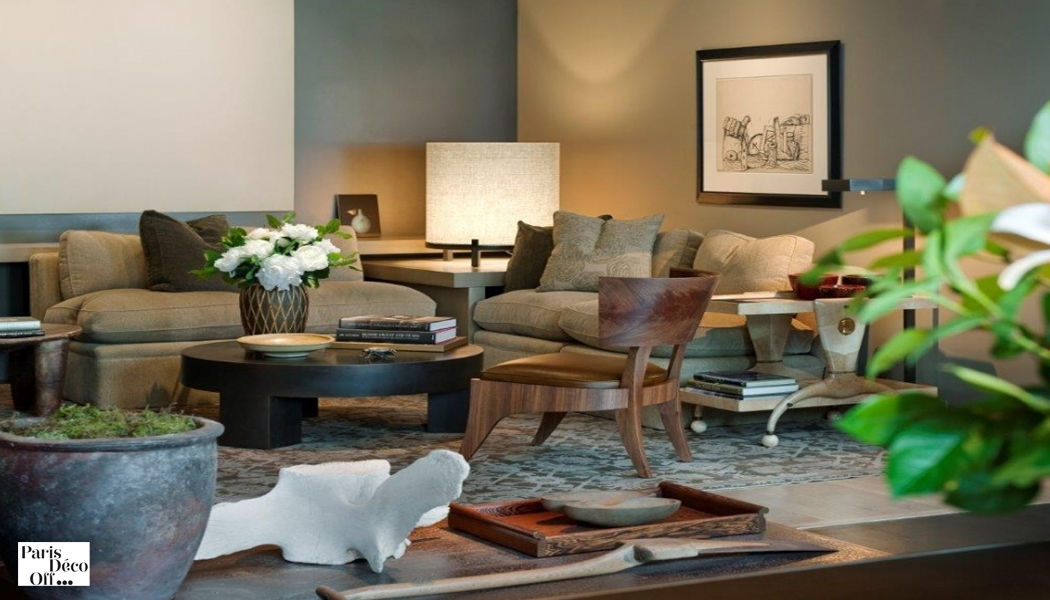 GLANT Tissu d'ameublement pour siège Tissus d'ameublement Tissus Rideaux Passementerie Salon-Bar | Design Contemporain