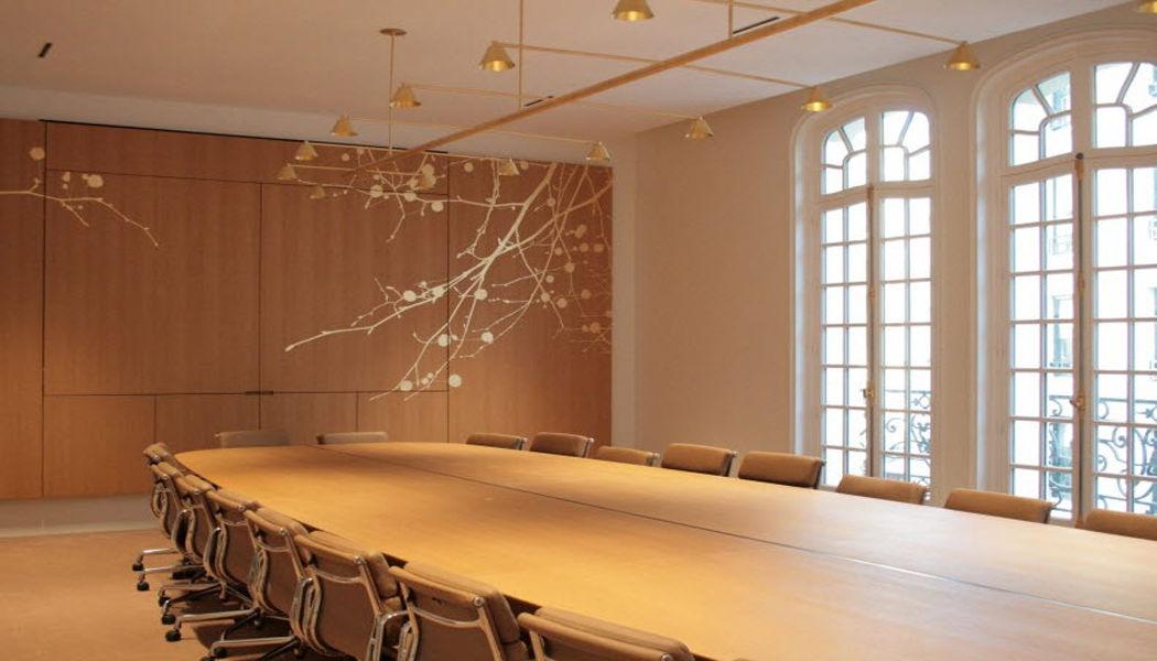 Eric Gizard Table de conférence Bureaux et Tables Bureau Bureau | Design Contemporain