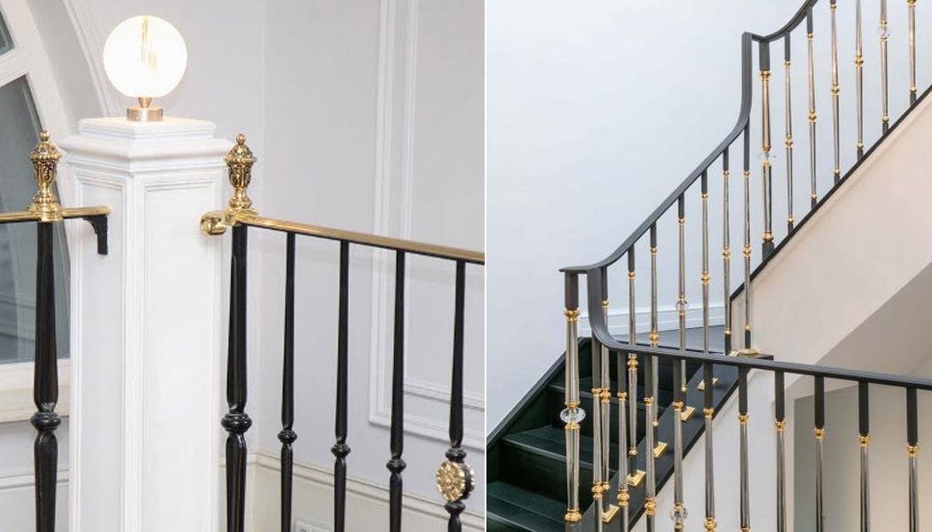 Grande Forge Rampe d'escalier Escaliers Echelles Equipement Entrée | Classique