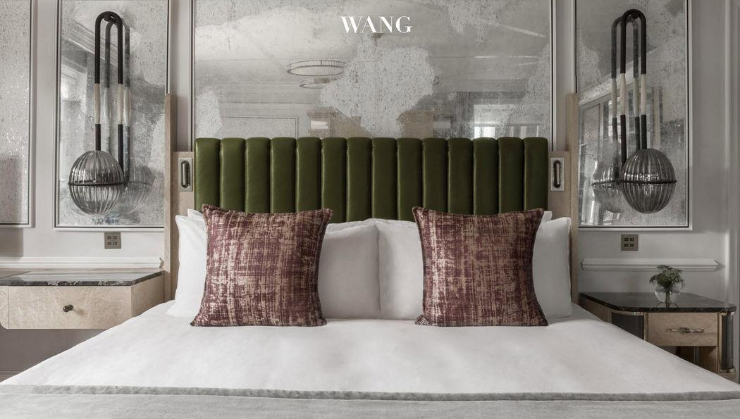 Joyce Wang Studio Architecture d'interieur - Chambre à coucher Divers Mobilier Lit Lit  |