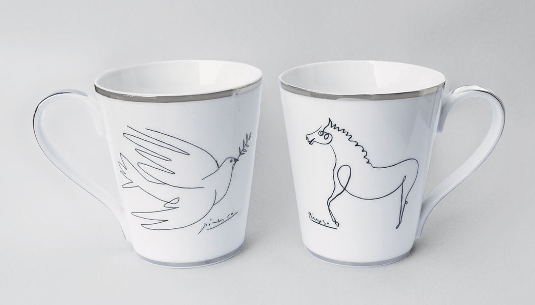 MARC DE LADOUCETTE PARIS Mug Tasses Vaisselle Salon-Bar | Design Contemporain