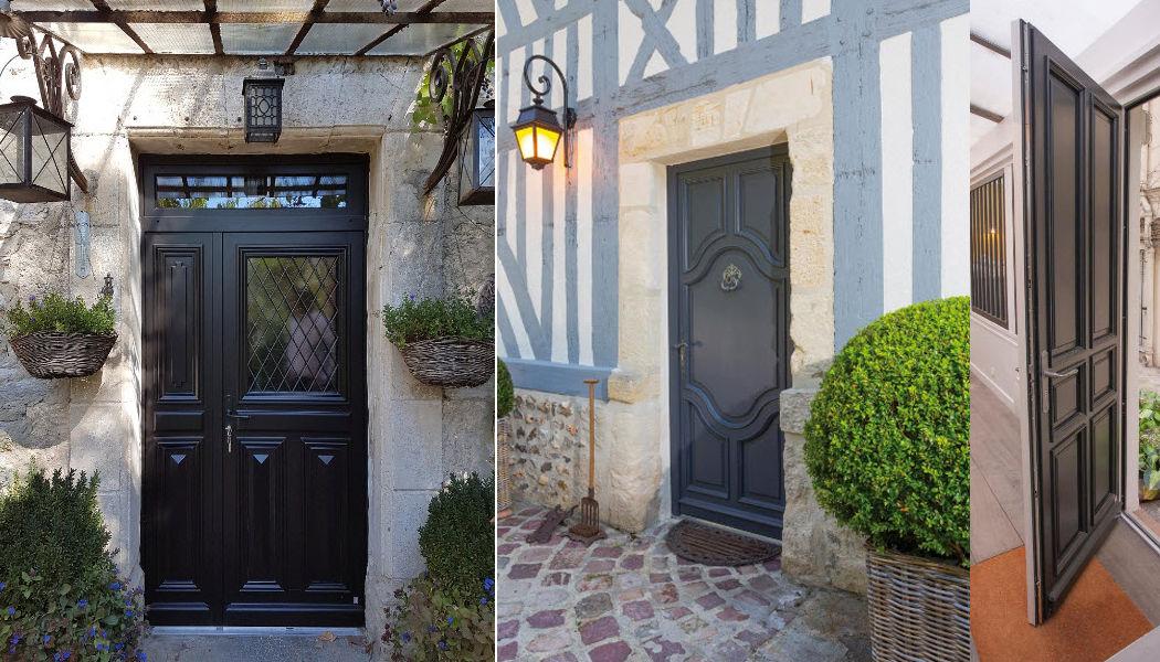 ATULAM Porte d'entrée pleine Portes Portes et Fenêtres  | Design Contemporain
