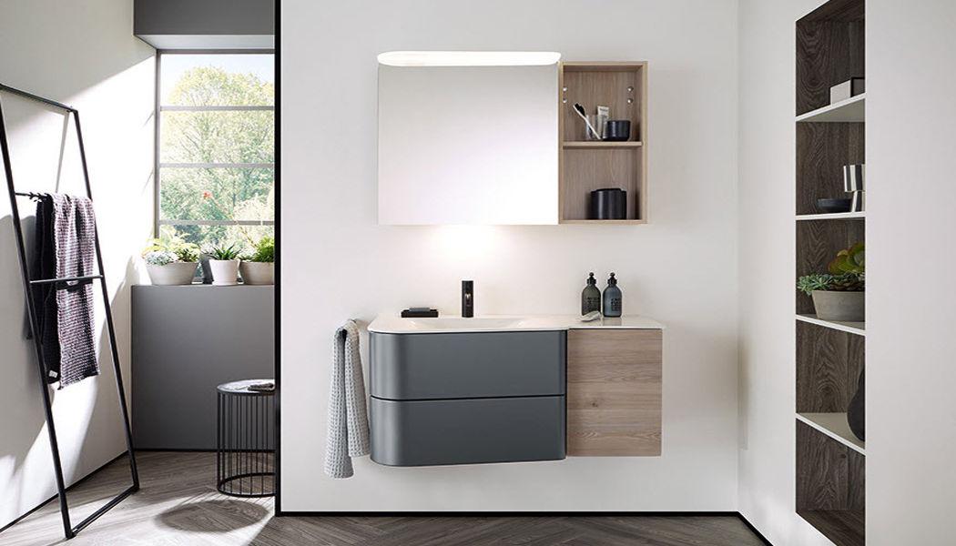 BURGBAD Meuble vasque Meubles de salle de bains Bain Sanitaires  |