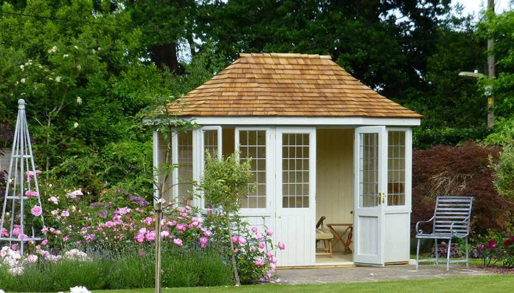 Scotts Of Thrapston Pavillon d'été Abris Chalets Jardin Abris Portails...  |