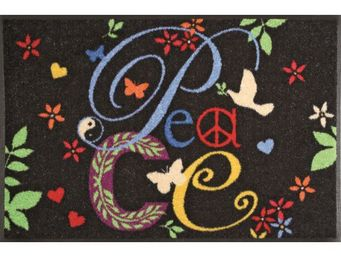 WASH  DRY - tapis design peace - Tapis Contemporain