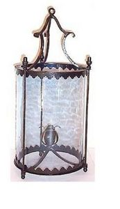 Les Forges De Signa - Lanterne d'intérieur