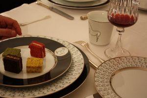 Siecle Paris Assiette plate