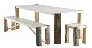 Table de repas haute
