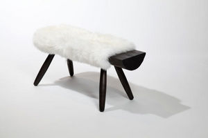 Green furniture Sweden - sheep bench - Banc