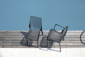 SCAB DESIGN - tricot - Chaise De Jardin Empilable