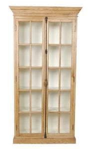 BELDEKO - bibliothèque vitrée - Bibliothèque