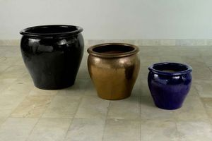 HERITAGE ARTISANAT - planteur - Pot De Jardin