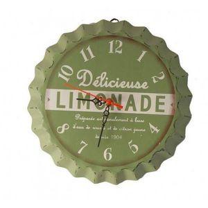 AUTREFOIS - limonade - Pendule Murale