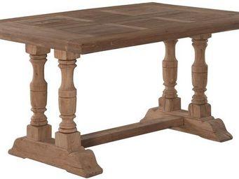 Flamant - arnaud - Table De Repas Rectangulaire