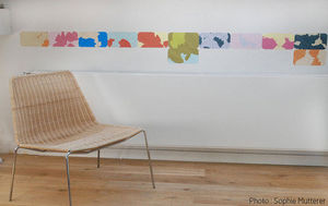 Walldesign - patch'n box #ds1 - coffret de 12 pièces - Sticker