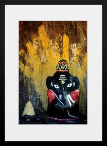 PHOTOBAY - black ganesh - Photographie