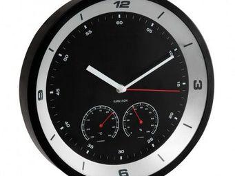 Karlsson Clocks - karlsson - horloge fast lane - karlsson - - Horloge Murale