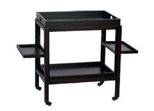 Elgin - table roulante à abattants - Table Roulante