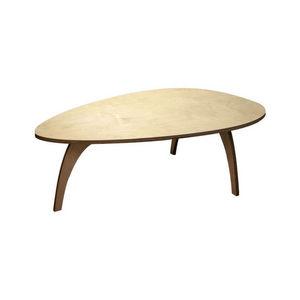 ESTAMPILLE 52 - table basse design prudence - Table Basse Forme Originale