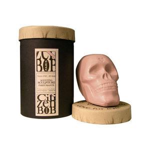 CITIZEN BIO - tête de mort citizen bob, sculpture parfumée en sa - Savon
