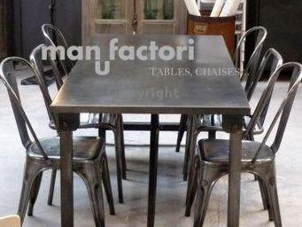 MANUFACTORI -  - Table De Repas Rectangulaire