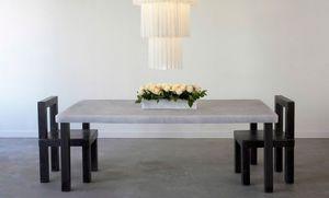 Martha Sturdy -  - Table De Repas Rectangulaire