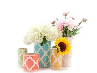 JILL ROSENWALD STUDIO -  - Vase À Fleurs