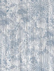 TRES TINTAS - vergel - Tissu D'ameublement