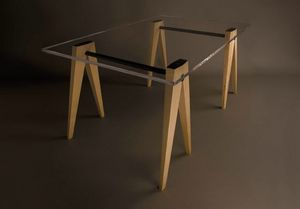 ROBBA EDITION - double v - Pied De Table
