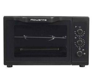 Rowenta - mini four gourmet tournebroche oc373830 - Four Micro Ondes