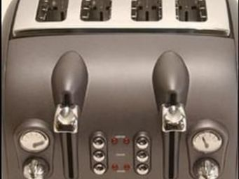 De Longhi - rétro - Toaster