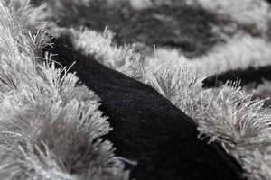 NAZAR - tapis diva 80x150 silver - Tapis Contemporain