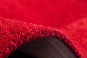 NAZAR - tapis gabbeh 70x230 red - Tapis Contemporain