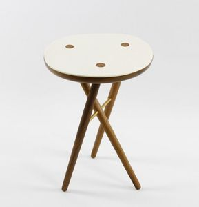 NOBLE & WOOD - domino - Tabouret