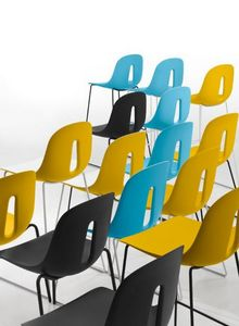 Chairs & More - gotham - Chaise Visiteur