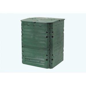 GARANTIA - composteur thermo king de 400 à 900 l vert - Bac À Compost