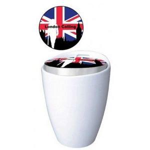 International Design - pouf coffre london - Pouf
