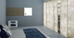 Atelier Alain Ellouz -  - Cloison De Séparation