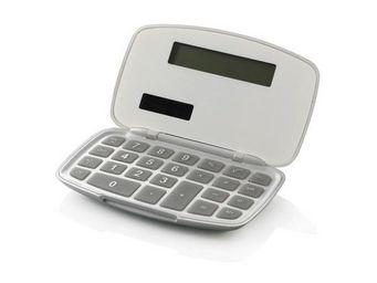 XD Design - calculatrice de voyage pebble - Calculatrice