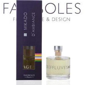Fariboles - diffuseur d'ambiance - mikado dambiance - vervein - Diffuseur De Parfum Par Capillarité