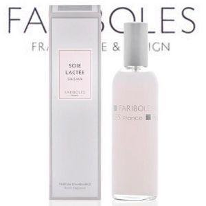 Fariboles - parfum d'ambiance - soie lact�e - 100 ml - faribo - Parfum D'int�rieur