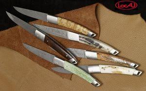LOCAU -  - Couteau De Table