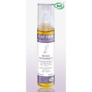 CATTIER PARIS - soin anti-�ge bio -concentr� de beaut� huile botan - Huile De Soin