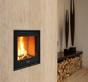 Dovre France - zen 100so4 - Chemin�e � Foyer Ferm�