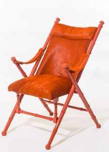 ROUGE ABSOLU - galante - Fauteuil