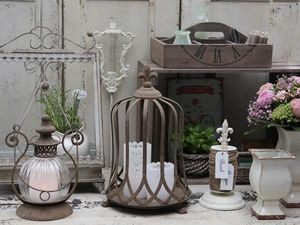 CHIC ANTIQUE -  - Photophore