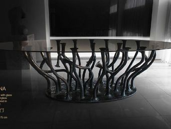 ALBINO MIRANDA - allana - Table De Repas Ovale