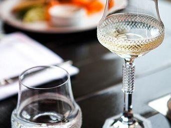 Cristallerie Royale De Champagne - lord - Verre À Pied
